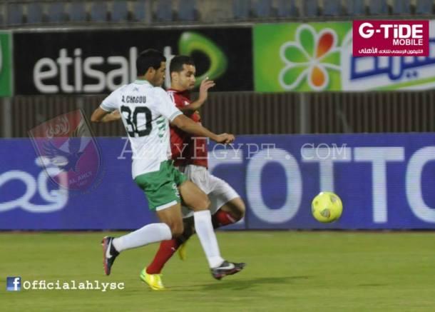 Al Ahly 1-0 Difaa El Jadida