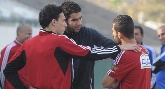 Abdullah El-Said and Sherif Ekramy