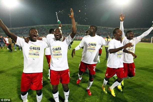 World Cup 2014 - Ghana