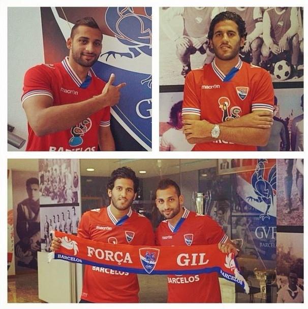 Gil Vicente - Marwan Mohsen