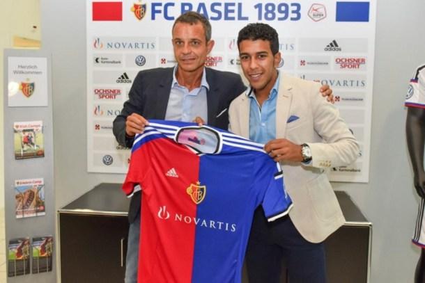 Hamoudi signs Basel