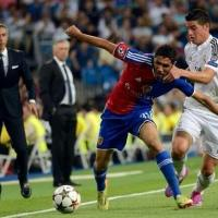 El-Nenny features as Real Madrid thrash Basel in Champions League opener