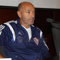 Pacheco misses Zamalek training session