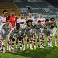 Zamalek anounce squad to face El-Gouna