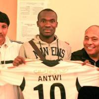 Ismaily talisman John Antwi finalizes move to Al Shabab