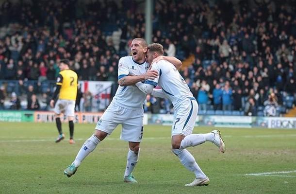 Adam El-Abd scores for Bristol City U-21