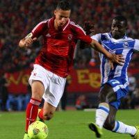 Sampdoria bid for Al Ahly's Ramadan Sobhy