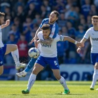 Sam Morsy's Chesterfield make promotion playoff place