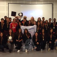 Cairo American College soccer program wins a triple in Spain