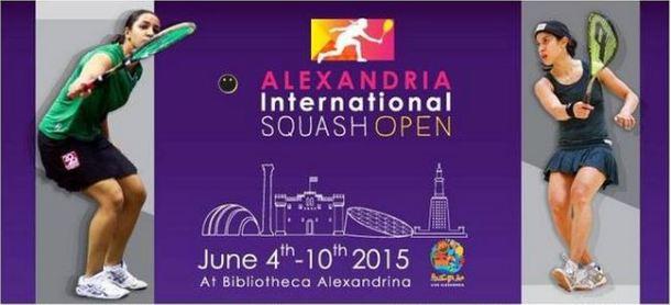 Squash Open 2015