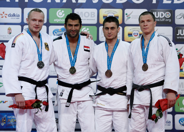 Photo: International Judo Federation
