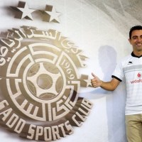 Xavi: Abou-Treika and Zidan are the best Arab footballers