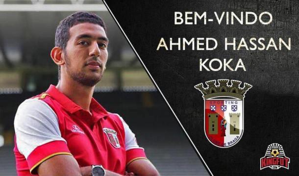 Bordeaux aurait supervisé un attaquant égyptien de Braga