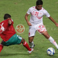 VIDEO: Tunisian security clash with Moroccan U23 players