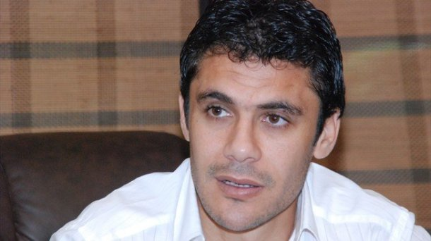 Ahmed Hassan Petrojet manager