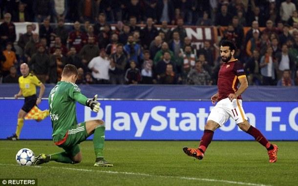 Salah vs Bayer