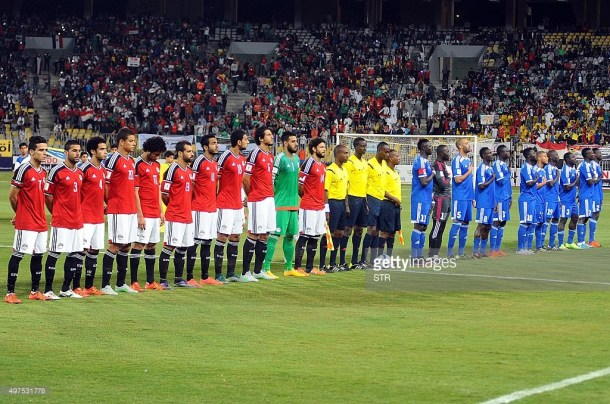 Chad Egypt world cup CAF