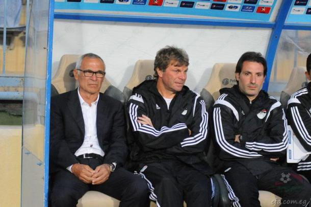 Photo: Egyptian Football Association website