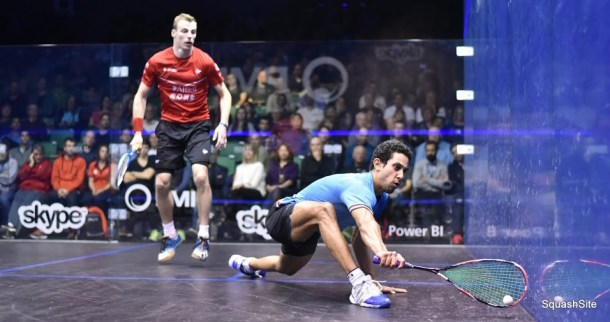 image: 2015 Squash World Championships official website
