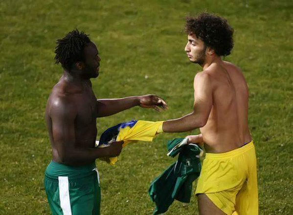Photo: Amr Warda Official Twitter