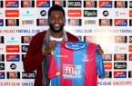 Emmanuel Adebayor joining Palace