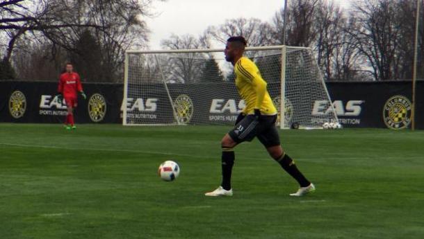 Amro Tarek Columbus Crew SC