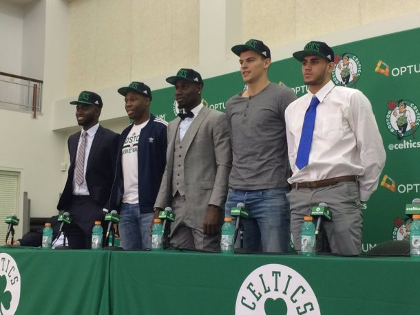 Abdel Nader - Celtics