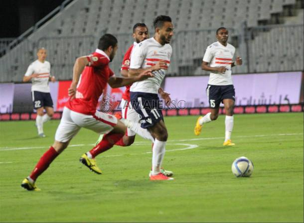 Zamalek Ahly Cairo Derby