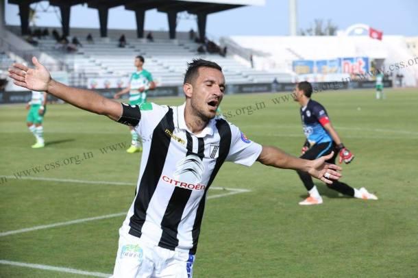 Ali Maaloul CS Sfaxien Al Ahly SC