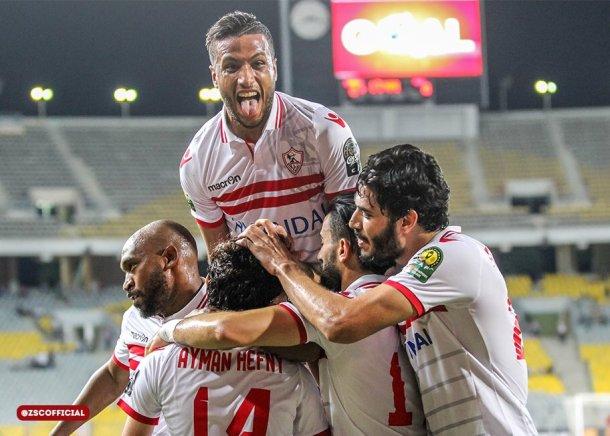 Zamalek Wydad Champions League