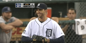Armando Galarraga - Jim Joyce - MLB - King of St Louis - Scott