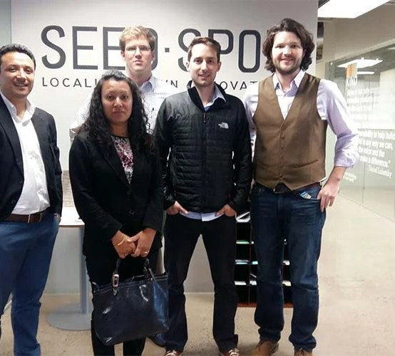 King's Incubator going global with SEED SPOT