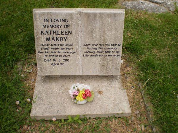 Kathleen Manby