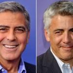 George Clooney – Adam Arkin