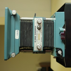 Tektronix C-30A Camera