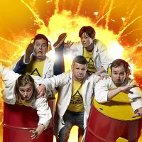 Competition - Win a family ticket to Brainiac Live! in London