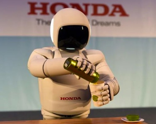 Newest Version of Asimo
