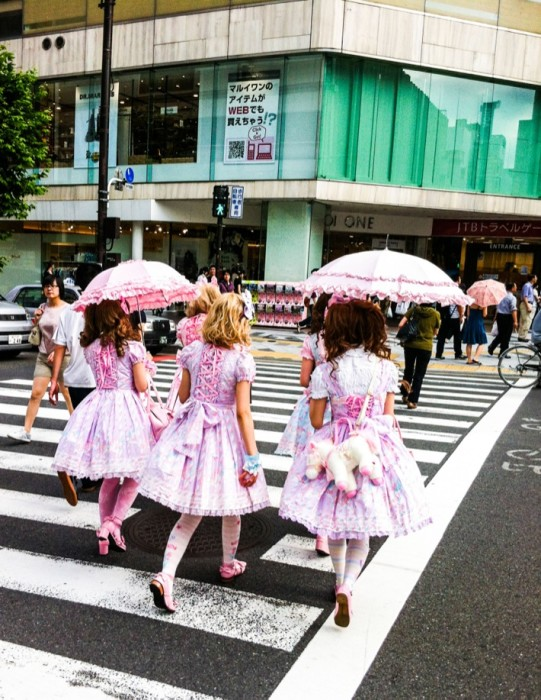 Lolita Fashion Shinjuku