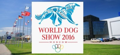 World Dog Show Moscow 2016