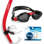 Finis Swimmers Snorkel with Kayenne Goggles