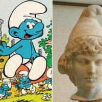 Şirinler'in şapkası