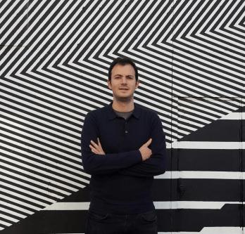 Andrew Spyrou - Portrait - Square