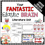 Your Fantastic Elastic Brain by JoAnn Deak GROWTH MINDSET activities for upper elementary grades.
