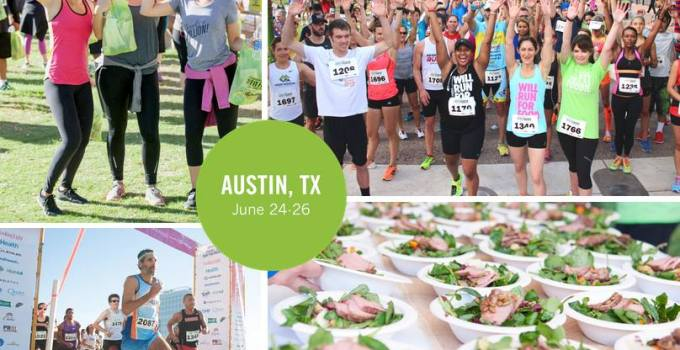 Fit Foodie Race Ticket Giveaway {Austin, Texas}