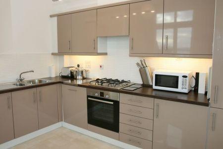 kitchen cabinets modern beige 001a s8700799