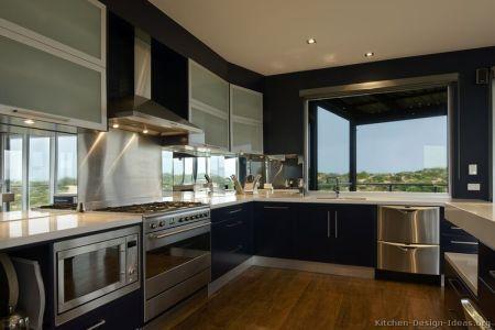 kitchen cabinets modern blue 001a s22723162 luxury