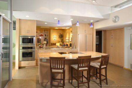 kitchen cabinets modern light wood 004 s11142550 island seating luxury