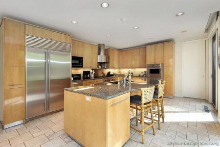 kitchen cabinets modern light wood 061 s27759268x2 luxury island seating tile backsplash