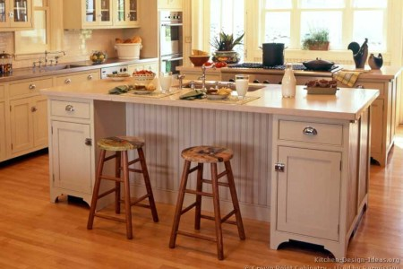 kitchen cabinets traditional antique white 075 cp521f two islands seating beadboard