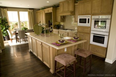 kitchen cabinets traditional light wood 061 s5551777 hood island luxury
